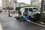 Lao xe vào đám đông ở Trung Quốc: 1 người chết, nhiều người bị thương