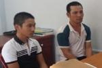 Bắt nóng 2 kẻ dùng hung khí đe dọa, bắt giữ người trái phép ở Bạc Liêu