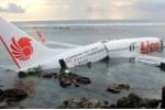 Video: Toàn cảnh thảm kịch máy bay Indonesia chở 189 người rơi xuống biển