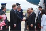Hình ảnh lễ đón Thủ tướng tại Thủ đô Washington, Mỹ