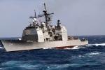 Mỹ điều tàu chiến đến quần đảo Hoàng Sa, Trung Quốc tỏ ra tức giận
