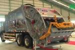 Video: Cận cảnh siêu xe chở rác 10 tỷ đồng, có camera, biết... tỏa hương