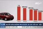 Honda CRV giảm giá sốc: Dân chưa kịp mua đã 'cháy hàng'