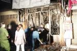 Cháy nhà giữa Sài Gòn, 6 người chết, 2 người bị thương