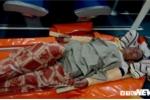 Đưa tàu ra biển cứu ngư dân bị tê liệt toàn thân do tai nạn lao động