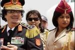 Hé lộ 'hậu cung' gây phẫn nộ của cố đại tá Gaddafi