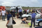 Tai nạn ô tô kinh hoàng của triệu phú người Anh