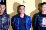 Chân dung 3 kẻ côn đồ tát, đạp ngã nữ nhân viên ở sân bay Thanh Hóa