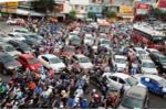 Người Việt mua xe máy nhiều gấp 12 lần so với ôtô