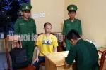 Lực lượng biên phòng bắt giữ kẻ trốn truy nã người Trung Quốc
