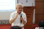 GS Hồ Ngọc Đại: 'Đi học phải là hạnh phúc'