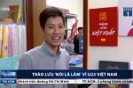 Video: CĐV nhắn nhủ gì tới U23 Việt Nam trước thềm chung kết?