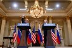 Tổng thống Donald Trump bị chỉ trích dữ dội sau buổi họp báo với Tổng thống Putin