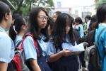Sáng nay, hơn 87.000 học sinh TP.HCM làm bài thi lớp 10