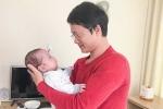 Tết đầu tiên của bé Gấu - con trai thiếu úy từ chối chữa ung thư để sinh con