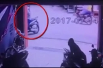 Dùng kế 'điệu hổ ly sơn', đánh lừa bảo vệ để đồng bọn trộm xe