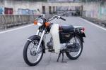 Honda Benly CD90 - xế 'zin' của tay chơi Hà thành