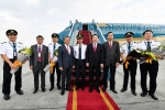 Vietnam Airlines flies with 20 aircraft to launch the new A321 model