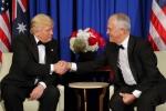 Tổng thống Trump mắc sai lầm khiến mật vụ Mỹ giận sôi người khi tiếp Thủ tướng Australia
