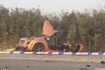 Phóng tốc độ 320km/h, siêu xe Audi R8 nát tươm sau tai nạn, 2 người chết thảm