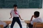 Cip: Cậu bé nhảy 'Baby Shark' điêu luyện để lấy lòng cô giáo khi bị phạt