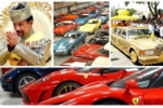 Choáng váng bộ sưu tập 7.000 siêu xe của Quốc Vương Brunei