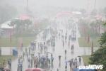 Quan niệm thú vị về mưa 'rửa đền' trong ngày Giỗ Tổ Hùng Vương