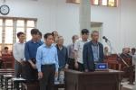 Vụ 18 lần vỡ đường ống Sông Đà: Mức án cao nhất đề nghị cho các bị cáo là 42 tháng tù