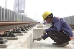 Vì sao đường ray tuyến Cát Linh - Hà Đông chưa dùng đã gỉ sét?