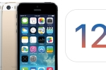 Apple ra mắt iOS 12, iPhone 5s vẫn được phép cập nhật