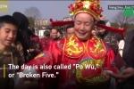 Người Trung Quốc đón ngày Thần Tài khác người Việt thế nào?