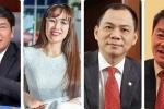 7 doanh nghiệp tỷ đô Việt Nam lọt Top Forbes Asia 2019