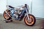 Cỗ máy tốc độ Honda CB900F Banzai - Bolle