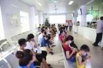 Gần 1.400 trẻ em được khám sàng lọc bệnh lý tim mạch miễn phí tại BVĐK tỉnh Phú Thọ