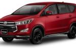 Toyota Innova 2017 ra mắt phiên bản mới, giá bán từ 712 triệu đồng