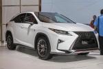 Toyota Việt Nam triệu hồi hơn 300 xe Lexus
