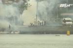 Video: Cảnh sát đặc nhiệm diễn tập đánh bắt khủng bố, giải cứu con tin bảo vệ APEC 2017