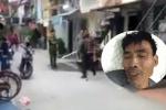 Hành trình truy bắt kẻ 'ngáo đá', nhiễm HIV đâm trúng cổ phó công an phường ở Hải Phòng