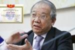 Ngọc Sơn được phong 'Giáo sư': Tổng thư ký Hội đồng Chức danh Giáo sư Nhà nước lên tiếng