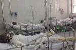 Bốn người bỏng nặng vì lau nhà bằng xăng: Bác sỹ thông tin mới nhất