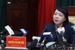 Bộ trưởng Y tế: Đấu thầu thuốc tập trung để giảm chi phí cho bệnh nhân