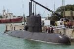 Tàu ngầm Argentina chở 44 thủy thủ mất tích khi đang tuần tra tại Đại Tây Dương