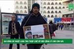 Gia đình bé Nhật Linh thu thập chữ ký đòi công lý cho con gái