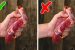 Cách chọn thịt tươi ngon, tránh sai lầm khi ăn thịt lợn