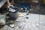 Nhóm côn đồ đập phá đồ đạc, hành hung chủ quán ăn ở Đà Lạt