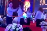 Clip: Công ty Trung Quốc bắt nữ nhân viên tát nhau để tăng 'tình đoàn kết'