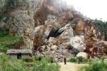 Tìm thấy thi thể nạn nhân đầu tiên vụ sập mỏ đá ở Phú Thọ