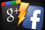 "facebook: ""Ai thèm dùng Google+"""
