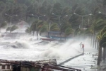 Siêu bão Haiyan giật cấp 16, quét dọc từ Trung ra Bắc