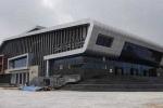 Huyện nghèo xây nhà hát 120 tỷ đồng